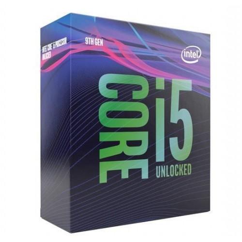 CPU INTEL Core i5 i5-9400 Coffee Lake 2900 MHz Cores 6 9MB Socket LGA1151 65 Watts GPU UHD 630 BOX BX80684I59400SRG0Y