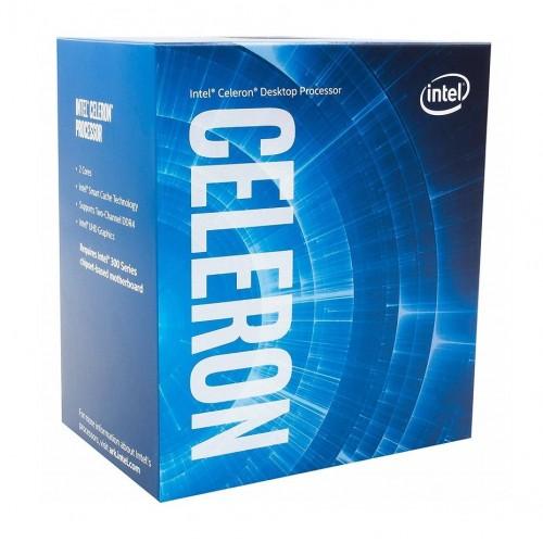 CPU INTEL Celeron G4950 Coffee Lake 3300 MHz Cores 2 2MB Socket LGA1151 54 Watts GPU UHD 610 BOX BX80684G4950SR3YM