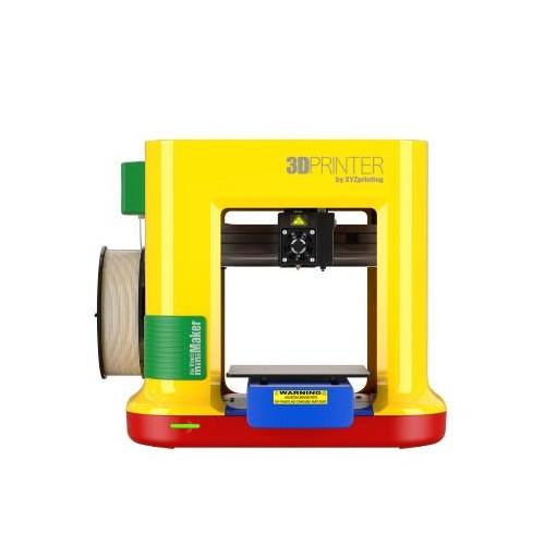 Drukarka 3D XYZPRINTING Technology Fused Filament Fabrication da Vinci miniMaker size 390 x 335 x 360 mm 3FM1XXEU01B