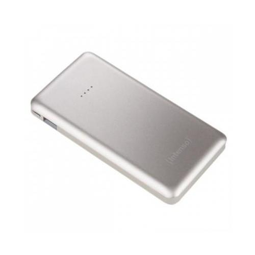POWER BANK USB 10000MAH/SILVER 7332531 INTENSO