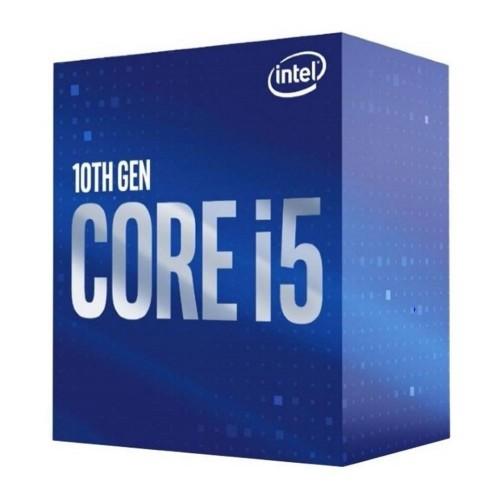 CPU INTEL Core i5 i5-10400 Comet Lake 2900 MHz Cores 6 12MB Socket LGA1200 65 Watts GPU UHD 630 BOX BX8070110400SRH78
