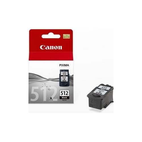 Tusz do drukarki BLACK PG-512/2969B001 CANON