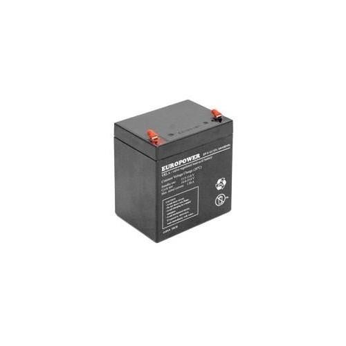 Akumulator 12V 5AH VRLA/EP5-12T2 EUROPOWER EMU