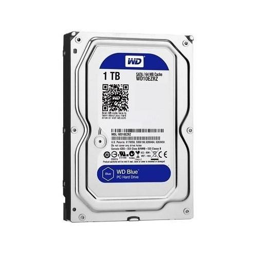 """Dysk Twardy HDD WD Blue 1TB SATA 3.0 64 MB 5400 rpm 3,5"""" WD10EZRZ"""
