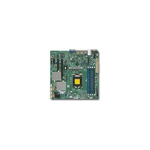 Płyta główna serwerowa C232 S1151 MATX/BLK MBD-X11SSL-CF-B SUPERMICRO