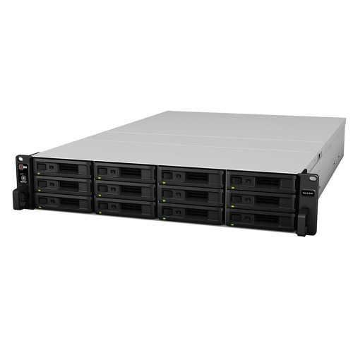 NAS EXPAN RACKST 12BAY 2U/NO HDD RX1217 SYNOLOGY