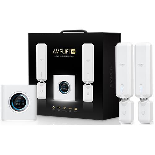 Wireless Router UBIQUITI IEEE 802.11ac 4x10/100/1000M AFI-HD
