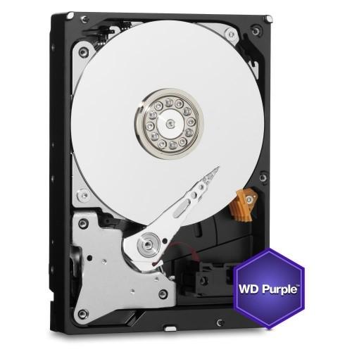 "Dysk Twardy HDD WD Purple 4TB SATA 3.0 64 MB 5400 rpm 3,5"" WD40PURZ"