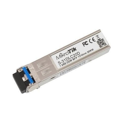 NET TRANSCEIVER SFP/S-31DLC20D MIKROTIK