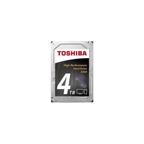 "Dysk Twardy HDD TOSHIBA 4TB SATA 3.0 128 MB 7200 rpm 3,5"" HDWE140UZSVA"