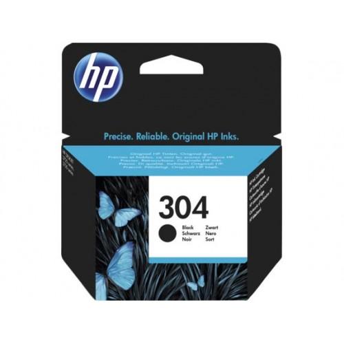 Tusz do drukarki BLACK NO.304/N9K06AE HP
