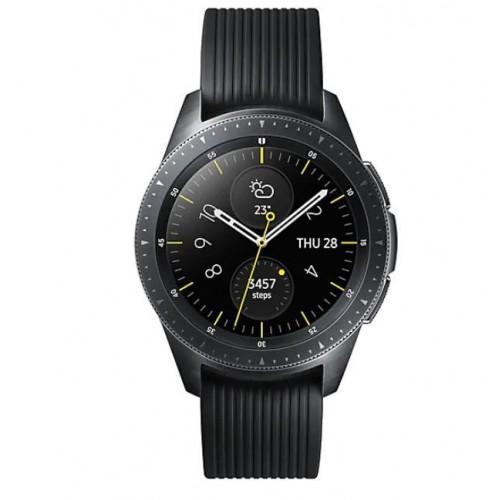 SMARTWATCH GALAXY WATCH R810/BLACK SM-R810NZKA SAMSUNG