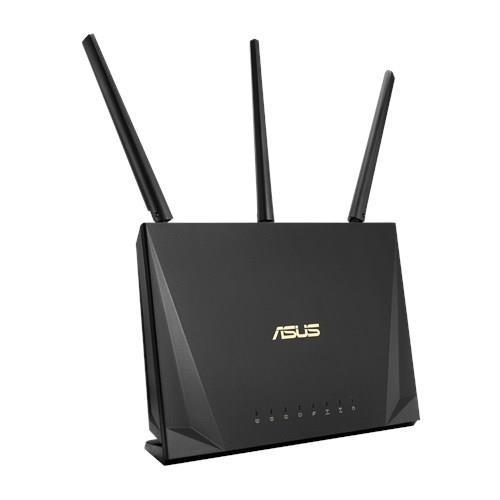 Wireless Router ASUS Wireless Router 1750 Mbps IEEE 802.11a IEEE 802.11b IEEE 802.11g IEEE 802.11n IEEE 802.11ac USB 3.1 4x10/10