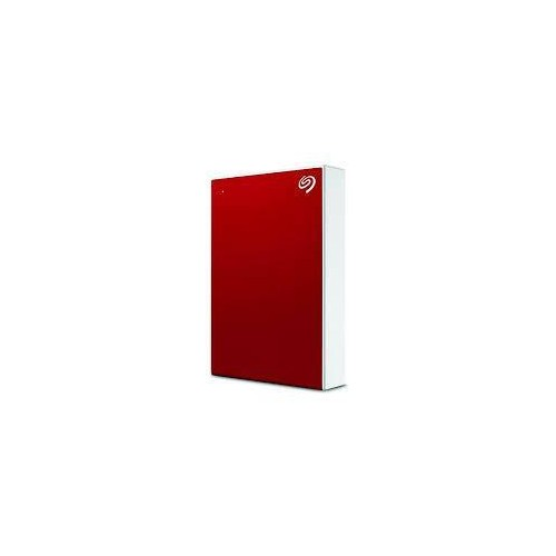 Dysk Twardy zewnętrzny HDD SEAGATE Backup Plus Portable 4TB USB 3.0 Colour Red STHP4000403