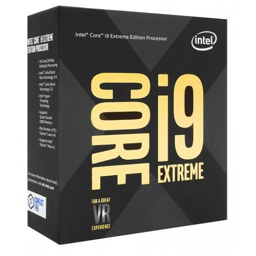 CPU INTEL Core i9 i9-10980XE Cascade Lake 3000 MHz Cores 18 24.75MB Socket LGA2066 165 Watts BOX BX8069510980XESRGSG