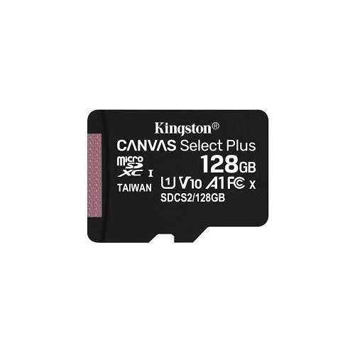 Karta pamięci Micro SDXC 128GB UHS-I/W/ADAPTER SDCS2/128GB KINGSTON