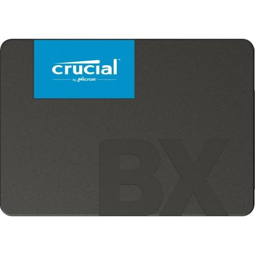 "Dysk Twardy SSD CRUCIAL BX500 2TB SATA 3.0 Write speed 500 MBytes/sec Read speed 540 MBytes/sec 2,5"" MTBF 1500000 hours CT2000B"
