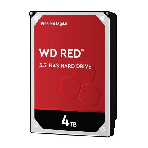 """Dysk Twardy HDD WD Red 4TB SATA 3.0 256 MB 5400 rpm 3,5"""" WD40EFAX"""
