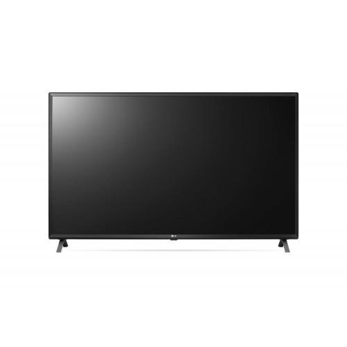 """TV LG 4K/Smart 55"""" 3840x2160 Wireless LAN Bluetooth webOS Colour Black 55UN73003LA"""