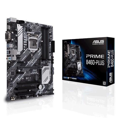 Płyta główna ASUS Intel B460 Express LGA1200 ATX 2xPCI 2xPCI-Express 3.0 1x 1xPCI-Express 3.0 16x 2xM.2 Memory DDR4 Memory sl