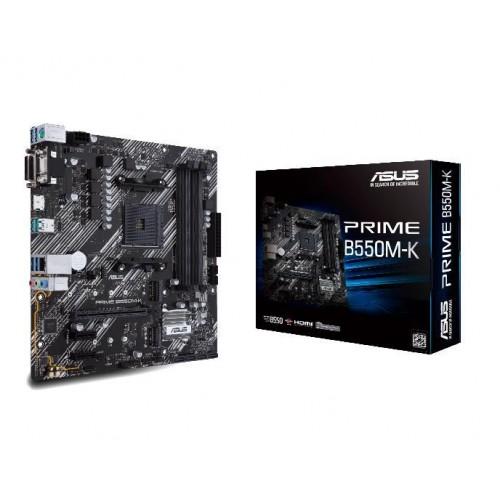 Płyta główna ASUS AMD B550 SAM4 ATX 3xPCI-Express 3.0 1x 1xPCI-Express 3.0 16x 2xM.2 1xPCI-Express 4.0 16x Memory DDR4 Memory