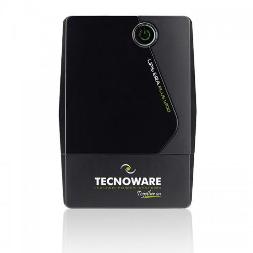 UPS TECNOWARE 1200 Watts 1600 VA Wave form type Sinewave LineInteractive Phase 1 phase Desktop/pedestal FGCERAPL1602SCH