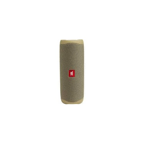 Głośnik przenośny JBL Flip 5 Portable/Waterproof/Wireless Bluetooth Sand JBLFLIP5SAND