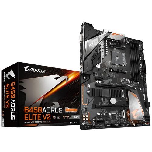 Płyta główna AMD B450 SAM4 ATX/B450 AORUS ELITE V2 GIGABYTE