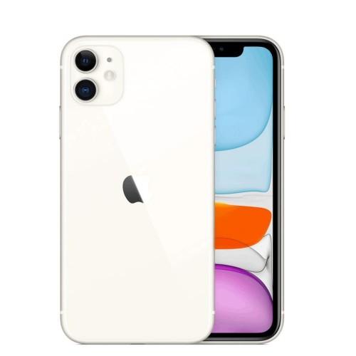Smartfon IPHONE 11/64GB WHITE MHDC3 APPLE