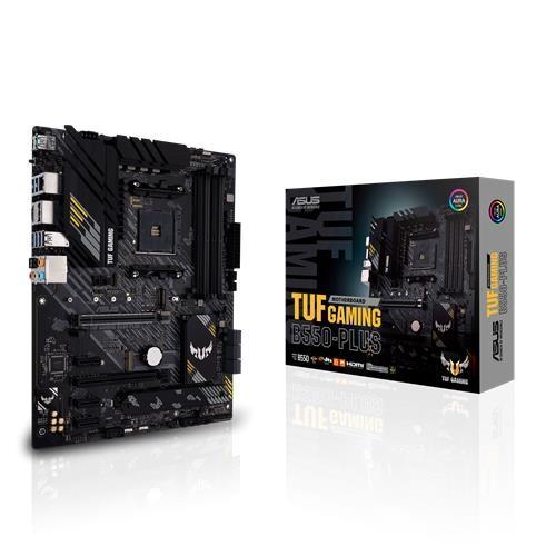 Płyta główna AMD B550 SAM4 ATX/TUF GAMING B550-PRO ASUS