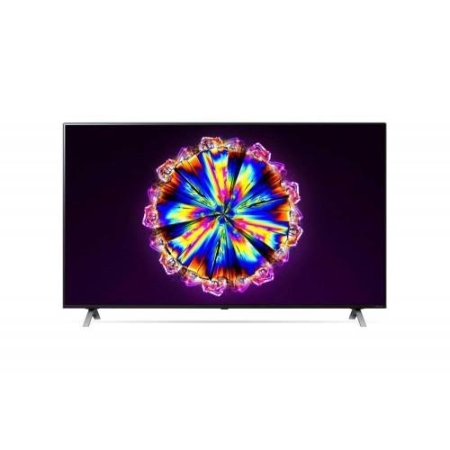 """TV LG 86"""" 4K/Smart 3840x2160 Wireless LAN Bluetooth webOS Black 86NANO903NA"""