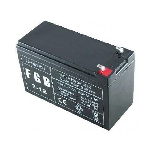 Akumulator 12V 7AH VRLA/FGB7-12 EMU