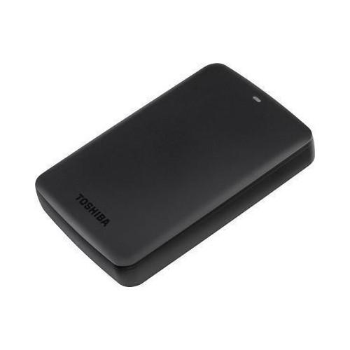 Dysk Twardy zewnętrzny HDD TOSHIBA Canvio Basics 1TB USB 3.0 Colour Black HDTB410EK3AA