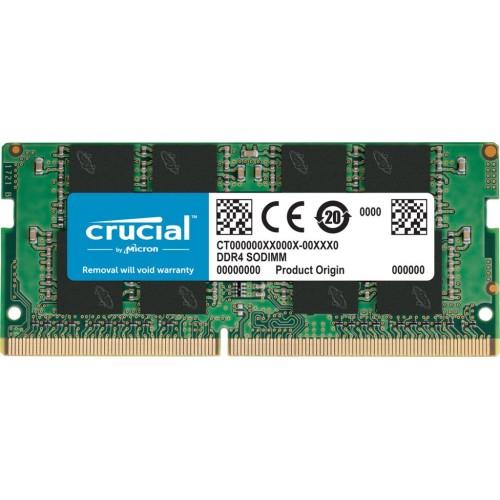 Pamięć RAM SO-DIMM 8GB PC21300 DDR4 CT8G4SFRA266 CRUCIAL