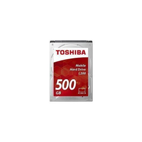 "Dysk Twardy HDD TOSHIBA 500GB SATA 8 MB 5400 rpm 2,5"" Thickness 7mm HDWK105UZSVA"