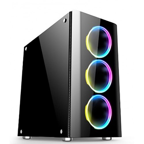 Obudowa XILENCE X502 MidiTower Not included ATX MicroATX MiniITX X502