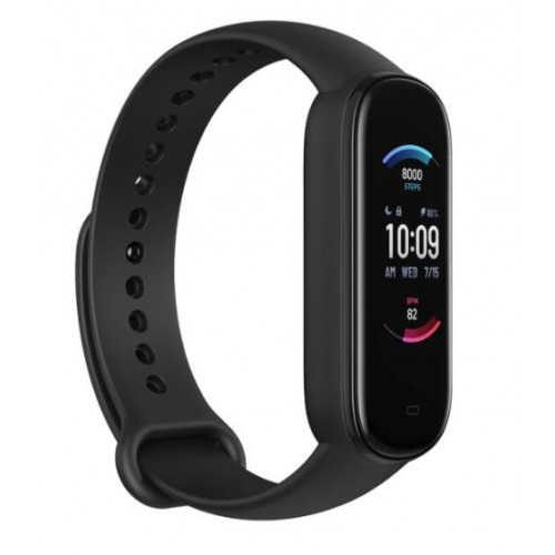 Opaska Smartband AMAZFIT BAND 5/A2005 MIDNIGHT BLACK HUAMI
