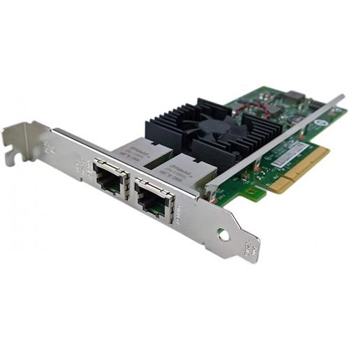 Karta sieciowa DELL PCIE, Ethernet, X540T2 K7H46 - K7H46