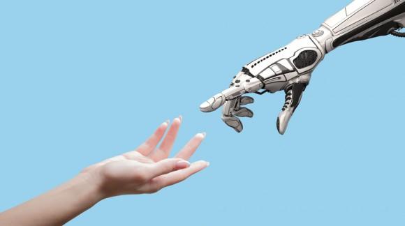 Delikatny i zdecydowany. Dotyk robota coraz bliższy człowiekowi.