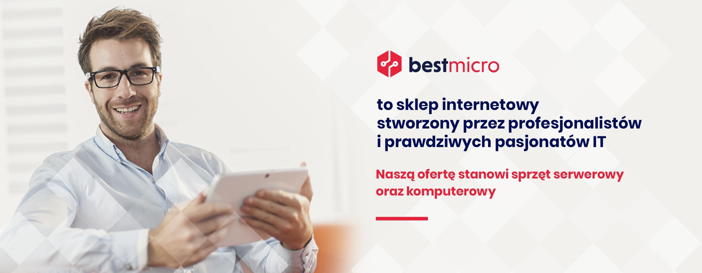 Bestmicro.pl - sklep ze sprzętem komputerowym