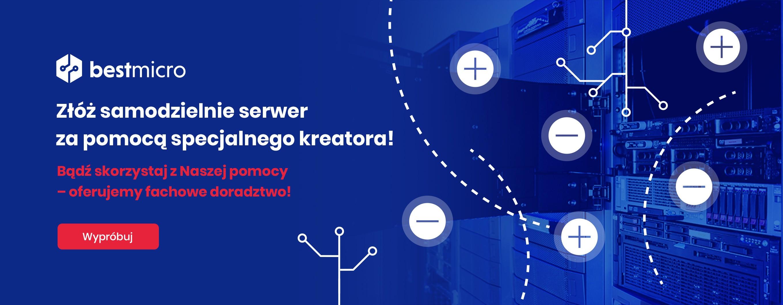 Kreator zestawu serwerowego